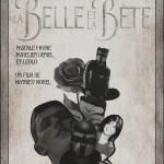 Affiche Belle et la bête